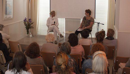 Interview met Carina Hilders